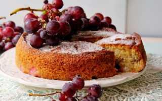 Пирог с виноградом от Джейми Оливера – пошаговый рецепт с фото. Как приготовить