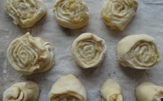 Пирожки на французском тесте с вишней – пошаговый рецепт с фото. Как приготовить