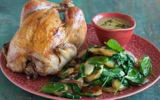 Курочка, запеченная в рукаве – пошаговый рецепт с фото – для духовки
