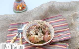 """Курица """"Polo Al Greco"""" – пошаговый рецепт с фото. Как приготовить"""