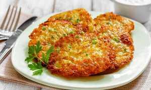 Сырно-картофельные оладьи – пошаговый рецепт с фото. Как приготовить