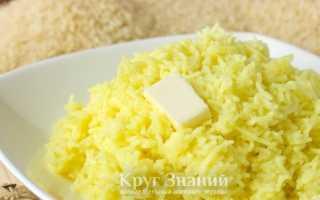 Золотистый рис – пошаговый рецепт с фото. Как приготовить