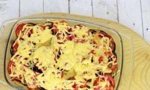 Запеканка из баклажана с сыром – пошаговый рецепт с фото. Как приготовить
