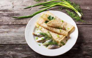 Бабушкины блины с селёдкой и карри. Скоро Масленица! – пошаговый рецепт с фото. Как приготовить