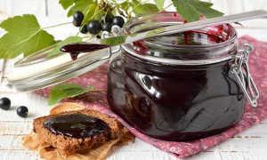 Варенье из красной и черной смородины – пошаговый рецепт с фото. Как приготовить