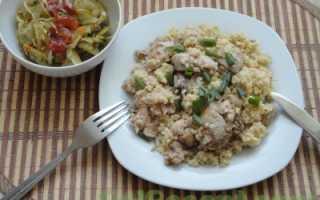 Каша из пшена с мясом и кабачком – пошаговый рецепт с фото. Как приготовить