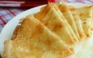 Ажурные блинчики – пошаговый рецепт с фото. Как приготовить