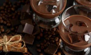 Молочный коктейль с какао – пошаговый рецепт с фото. Как приготовить