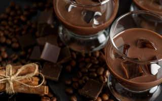 Шоколадно-банановый коктейль – пошаговый рецепт с фото. Как приготовить