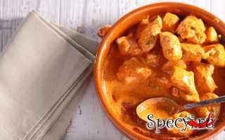 Курица по-индийски – пошаговый рецепт с фото. Как приготовить