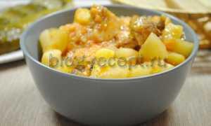 Мясо куриных грудок с картофелем – пошаговый рецепт с фото. Как приготовить
