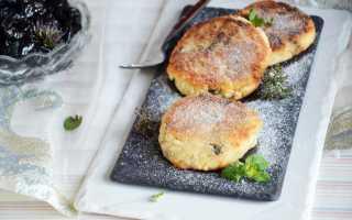 Сырники с черносливом запеченные в духовке – пошаговый рецепт с фото – для духовки