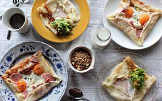 Блинчики по-французски – пошаговый рецепт с фото. Как приготовить