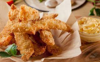 Куриные полоски в хрустящей панировке (nuggets) – пошаговый рецепт с фото. Как приготовить
