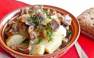 Куриные желудки под яблочно-грушевым соусом – пошаговый рецепт с фото. Как приготовить