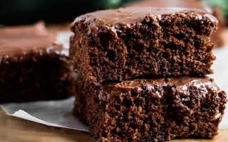 Какао-пирог со сметанным киселем – пошаговый рецепт с фото. Как приготовить