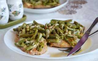 Запеченное куриное филе с темной фасолью – пошаговый рецепт с фото. Как приготовить