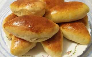 Пирожки с фаршем и рисом – пошаговый рецепт с фото. Как приготовить